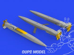 Eduard kit d'amelioration avion brassin 648623 ADM-160 MALD 1/48