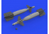 Eduard kit d'amelioration brassin 672264 GBU-24 1/72