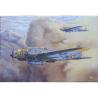 Roden maquette avion 344 Heinkel He 111H-16/H-20 1/144