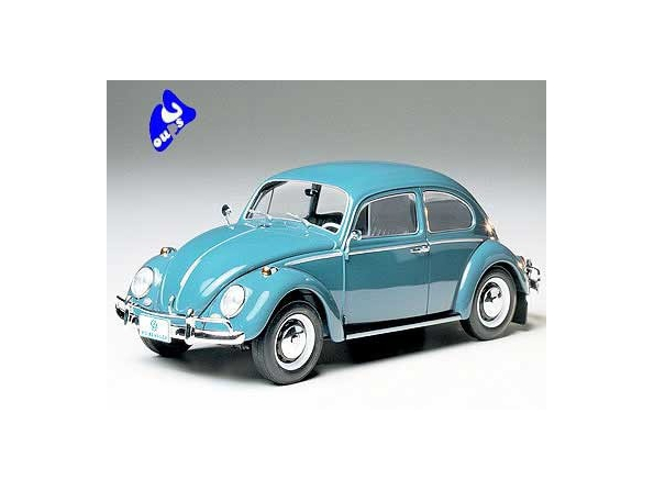 tamiya maquette voiture 24136 vw 1300 beetle 1/24