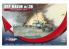 Mirage maquette Bateau 400202 ORP MAZUR wz. 39 Navire d'artillerie 1/400