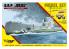 Mirage maquette Sous-marins 840092 Model Set ORP 'ORZEŁ' Sous-marin polonais 1939 1/400