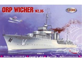 Mirage maquette Bateau 40068 ORP WICHER wz. 35 1/400