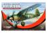 Mirage maquette avion 481008 PZL P.24G 'Campagne en Grèce 1940/1941 Réédition avec pièces en métal blanc 1/48