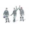 CMK figurine 72230 Pilotes US Navy 1/48