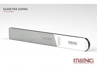 MENG MTS-048A limes en verre longue