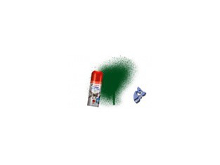 HUMBROL Peinture bombe 003 Vert Brunswick brillant acrylique