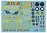 Arma Hobby maquette avion 70042 Hurricane Mk II b/c Expert Set! 1/72