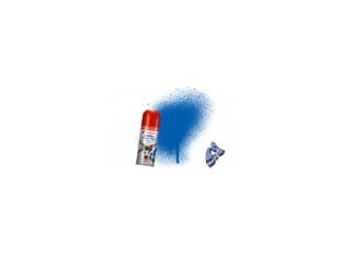HUMBROL Peinture bombe 014 Bleu de France acrylique