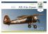 Arma Hobby maquette avion 70017 PZL P.11c 'Kresy' Model Kit 1/72