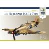 Arma Hobby maquette avion 70037 Hurricane Mk IIc trop version tropicale Model Kit! 1/72