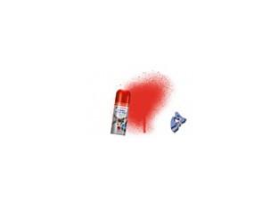 HUMBROL Peinture bombe 019 Rouge Vermillon Brillant acrylique