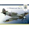 Arma Hobby maquette avion 70036 Hurricane Mk IIc Model Kit! 1/72