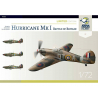 Arma Hobby maquette avion 70023 Hurricane Mk I Bataille d'Angleterre Limited Edition! 1/72