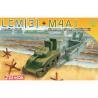 Dragon maquette militaire 7516 Landing Craft avec M4A1 equipé de Deep Wading Kit 1/72