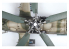 Zvezda maquettes helicoptére 4812 Hélicoptère d'attaque soviétique Mi-24P 1/48