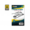 Ammo Mig accessoire 8130 Outils Panzer II 1/35