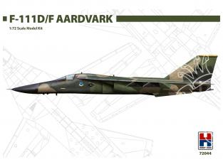 Hobby 2000 maquette avion 72044 F-111D/F AARDVARK 1/72