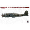 Hobby 2000 maquette avion 72048 Heinkel He 111 H-2/H-3 Front Ouest 1940 1/72