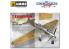 MIG Weathering Aircraft 5119 Numero 19 Madera en langue Castellane