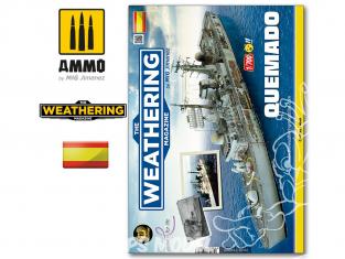 MIG magazine 4032 Numero 33 Quemado en Castellano