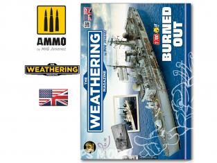 MIG magazine 4532 Numéro 33 Burned out en Anglais