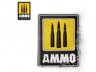 MIG 8057 Badge tactique Ammo MIG