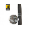 Mig accessoires 8568 Assortiment de Batons de ponçage fins 120 - 180 - 240 - 320 - 1200 - 1500