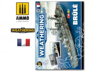 MIG magazine 4282 Numéro 33 Brûlé en Français