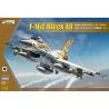 "Kinetic maquette avion K48129 F-16C Block 40 Israeli Air Force ""Barak"" 1/48"
