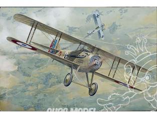 roden maquette avion 634 SPAD XIII 1/32