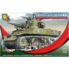 Mirage maquette militaire 726066 Débarquement de Normandie char léger M3A3 1/72
