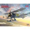 Icm maquette avion 32044 Gladiateur J-8 chasseur suédois WWII 1/32