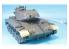 AFV CLUB maquette militaire AG35008 M41 EXTRA DETAIL SET PHOTO LAITON GRAVÉ (KIT DE CONVERSION) 1/35