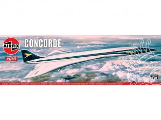 AIRFIX maquettes avion 05170V Concorde BOAC 1/144