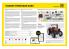 Heller maquette tracteur 81402 MASSEY FERGUSON 2680 nouveau boitage 1/24