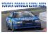NuNu maquette voiture de Piste PN24016 TOYOTA COROLLA LEVIN AE92 '89 24 HEURES SPA 1/24