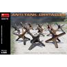 Mini Art maquette militaire 35579 OBSTACLES ANTI-CHAR 1/35