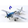 tamiya maquette avion 60749 p51d mustang 1/72