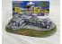 Fr decor 21013 Décor diorama pierre reconstituée Ruines 170x110mm Fabriqué en France