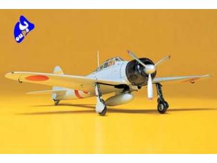 tamiya maquette avion 61016 Mitsubishi A6M2 zero type 21 1/48