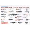 Dragon maquette militaire 3818 Armes infanterie Vietnamienne 1/35
