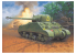 Revell maquette militaire First diorama Set 03299 Sherman Firefly inclus colle pinceau et peintures principales 1/76