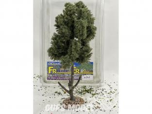 Fr Décor arbres 10791 Pin des landes tronc bois 200mm Made in France