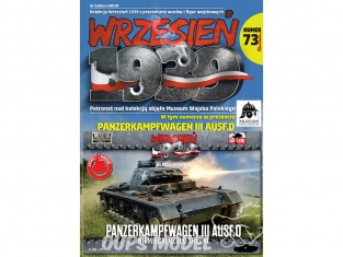First to Fight maquette militaire pl073 Char moyen allemand PzKpfw III Ausf D 1/72