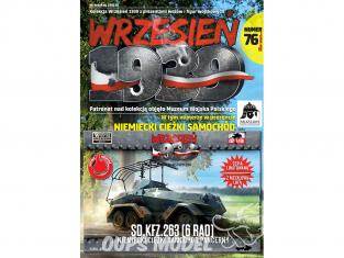 First to Fight maquette militaire pl076 Voiture blindée allemande Sd.Kfz. 263 6 Rad 1/72