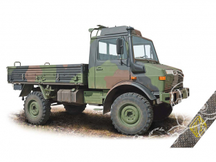 Ace Maquettes Militaire 72450 UNIMOG U1300L military 2t truck (4x4) 1/72