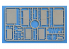 Ace Maquettes Militaire 72452 Véhicule d'incendie Unimog U 1300L TLF 1000 1/72