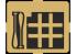 Cmk kit d'amelioration N72038 Radeau de sauvetage allemand Kriegsmarine pour kit revell 1/72