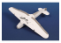Cmk kit d'amelioration 7463 Surface de contrôle Hurricane Mk.I kit Ama Hobby 1/72